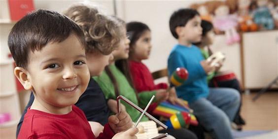 Atelier d'expression musicale pour Enfants